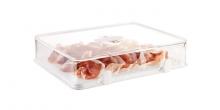 Caixa saudável para frigorífico PURITY 28x22 cm