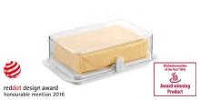Gesunde Kühlschrank-Dose PURITY, große Butterdose