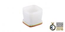 Caixas saudáveis para congelador PURITY 0.5 l, 3 pcs