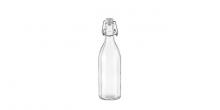 Fľaša s klipsou hranatá DELLA CASA 500 ml