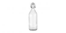 Fľaša s klipsou hranatá DELLA CASA 1000 ml