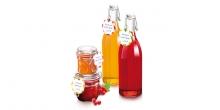 Anhängezettel für die Gläser und die Flaschen mit Bügelverschluss DELLA CASA, 24 St.