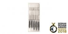 Schubladeneinsatz für Messer FlexiSPACE 370x148 mm