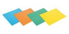 Špongiové utierky CLEAN KIT 18x15 cm, 4 ks