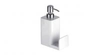 Dosificador jabón cocina ONLINE  350 ml, con porta-estropajo