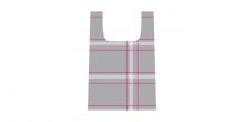 Einkaufstasche SHOP!, faltbar, Muster 2