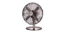 Stolný ventilátor FANCY HOME ø 30 cm, antracit