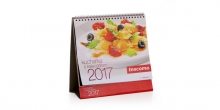 Kuchařka s kalendářem TESCOMA 2017