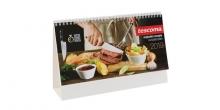 Kalendář s kuchařkou TESCOMA 2019