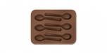 Schokoladengießformen DELÍCIA Choco, Löffel