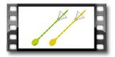 GinTonic lžíce myDRINK, 2 ks