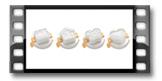 Formičky na tvarovanie vajec PRESTO, 4 ks