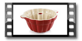 Forma ceramiczna na babkę DELÍCIA