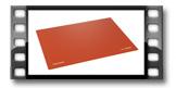Mata do pieczenia DELÍCIA SiliconPRIME 40 x 30 cm, uniwersalna