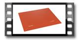 Tapete de forno DELÍCIA SiliconPRIME 40 x 34 cm, p/ assadeiras fundas