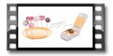 Tvorítka na cake pops DELÍCIA, 6 tvarov