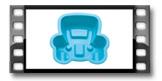Molde de silicona en forma de coche DELÍCIA KIDS