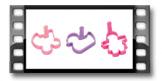 Universelle Spiegeleiform für Mädchen DELÍCIA KIDS
