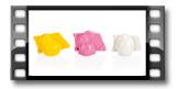 Formičky na plnené cukrovinky DELÍCIA, 3 veľkonočné tvary
