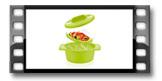 Assadeira FUSION Diet Revolution, 12 cm