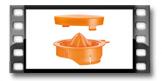 Odšťavňovač pro džbán TEO 2.5 l