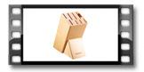 Blok NOBLESSE na 8 nožov, nožnice na hydinu/ocieľku
