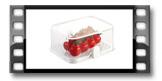 Zdravá dóza do chladničky PURITY, 14x11 cm