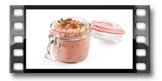 Einkochglas mit Bügelverschluss DELLA CASA 200 ml