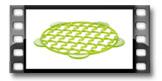 Mřížka pro kvašení TESCOMA DELLA CASA